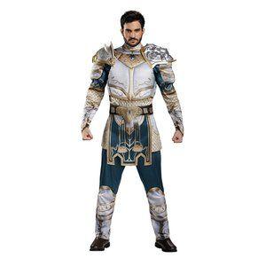 NEW Disguise Men's Warcraft King Llane Costume